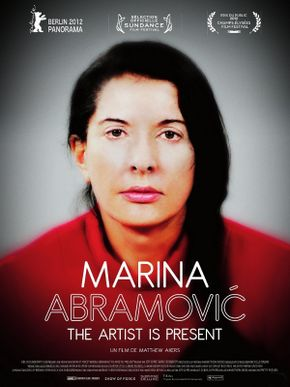 Marina Abramović : The Artist Is Present