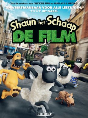 Shaun het schaap: de film