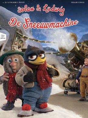 Solan & Ludwig en de Sneeuwmachine