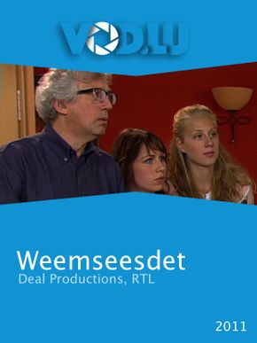 Weemseesdet - Episode 05 - Allerhellgen: No Manelsonndeg kënnt Mutzeméindeg