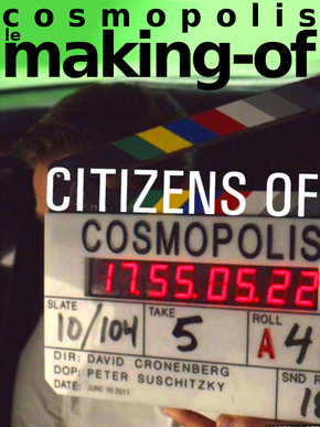 Citizens Of Cosmopolis (making-of)