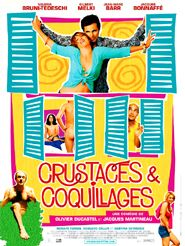 Crustacés et coquillages