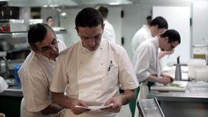 Paul Lacoste, naissance d'un chef