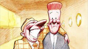"""Bill Plympton : """" Faire l'amour, c'est comme du LSD... votre humour s'extériorise."""""""