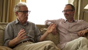 Woody Allen : A documentary, partie 1