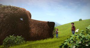 L'Ours Montagne