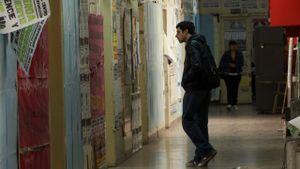 El estudiante ou récit d'une jeunesse révoltée