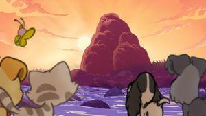 Woezel & Pip op Zoek naar de Sloddervos!