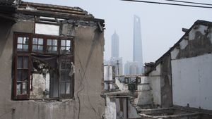 I Wish I Knew : histoires de Shanghai