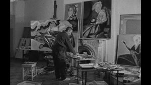 Jan Cox, a Painter's Odyssey