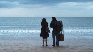 Avec ma mère à la mer