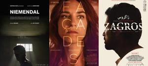 Amira Daoudi: maakster van bijna alle Belgische filmposters