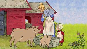 Les Aventures d'Emile à la ferme