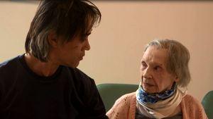 Une jeune fille de 90 ans