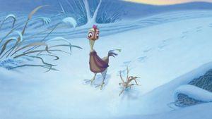 LIEFI - Ein Huhn in der Wildnis (LIEFI - Une poule dans la nature)
