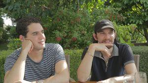 """Josh et Benny Safdie : """"Le basket c'est du jazz..."""""""