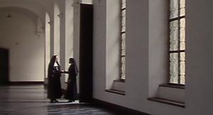Dood van een non