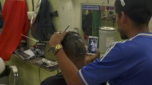 Barber Shop Aflevering 1: Detroit - USA