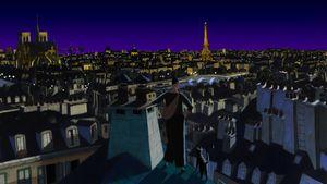 Une vie de chat (Die Katze von Paris)