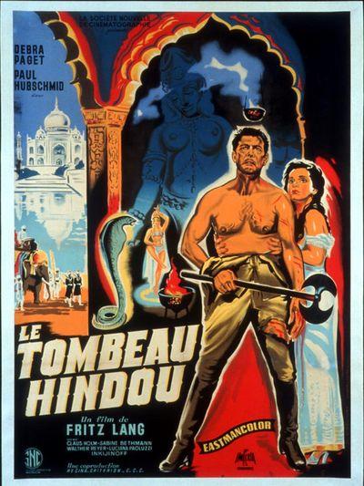 Le Tombeau hindou