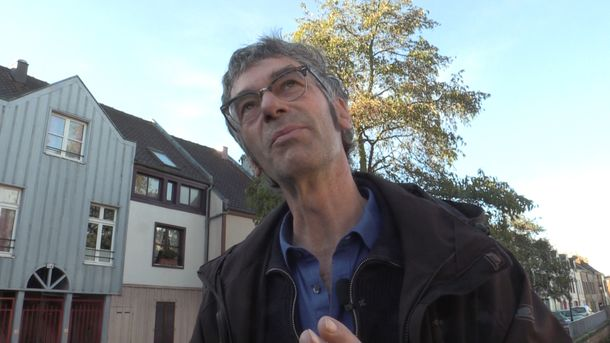 Nicolas Humbert, cinéaste du présent éternel