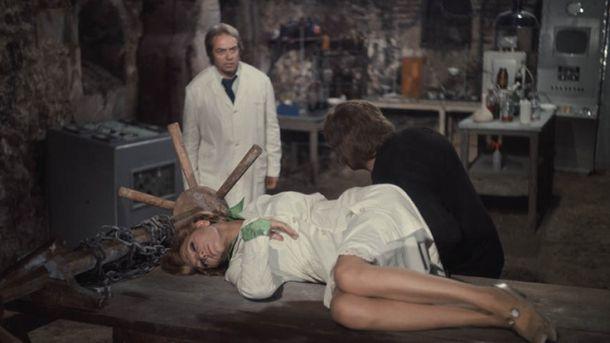 Le Bossu de la morgue