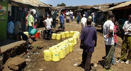 Un monde sans eau ?