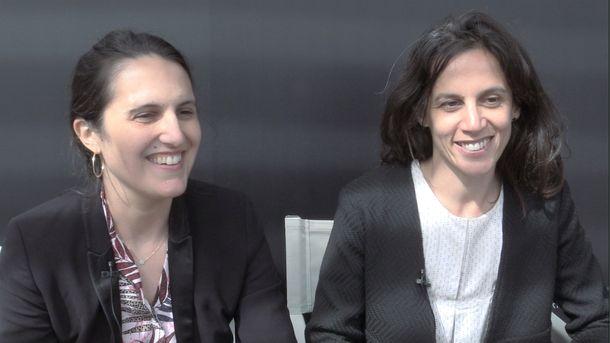 Cannes 2017 — Chloé Mahieu et Lila Pinell : Filles du feu, sur la glace