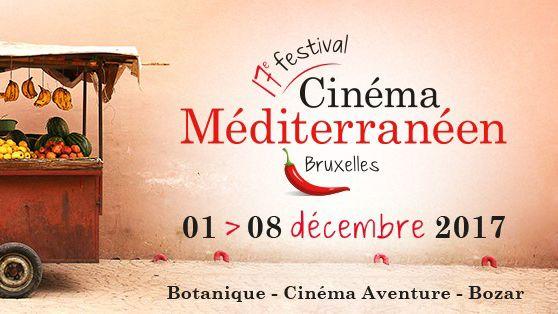 La 17ème édition du Festival Cinéma Méditerranéen de Bruxelles