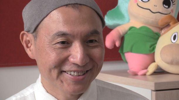 "Masaaki Yuasa : ""L'animation, c'est la liberté"""