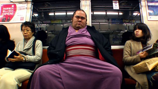 Tu seras sumo