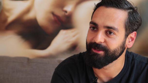 """Ardalan Esmaili : """"On va à l'encontre de certains clichés."""""""