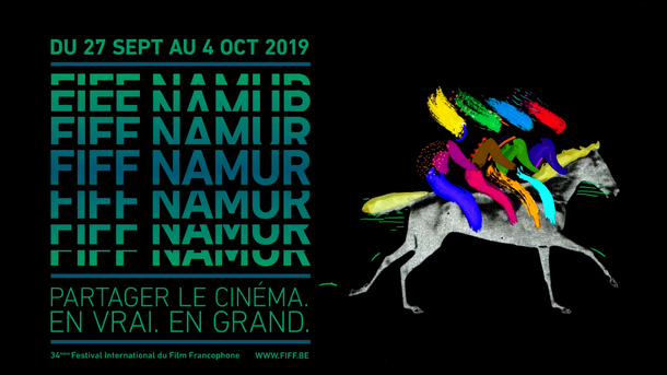 34ème édition du Festival International du Film Francophone de Namur