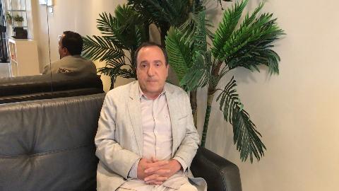Abbas Fahdel, message de soutien à Keywan Karimi
